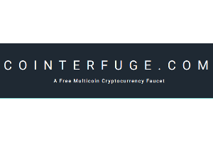 Cointerfuge.com: A Free Multicoin Cryptocurrency Faucet