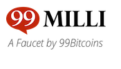 Milli.io - a Bitcoin Faucet giving you up to 10,000 Satoshis every 5 minutes