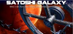 SatoshiGalaxy, a galactic Bitcoin game